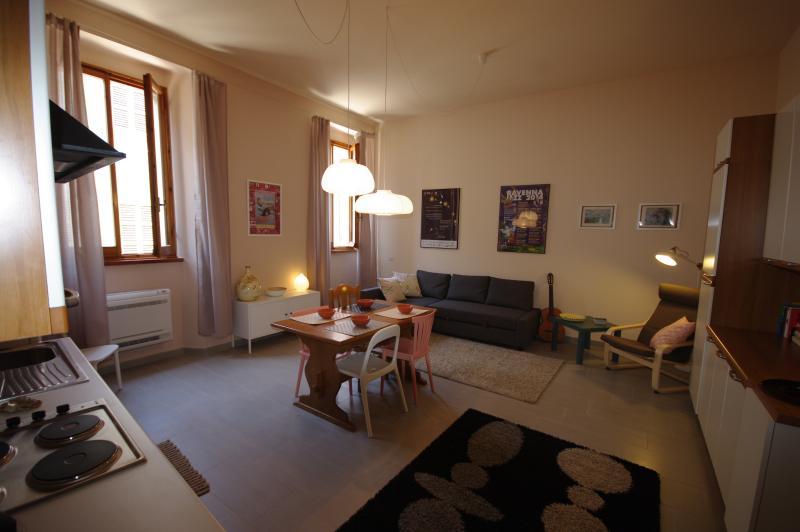 A nest in Via Cavour, holiday rental in Province of Ravenna