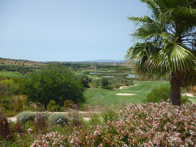 Amendoeira Golf Resort - fabulous for golf, eating or to visit the kids play area.