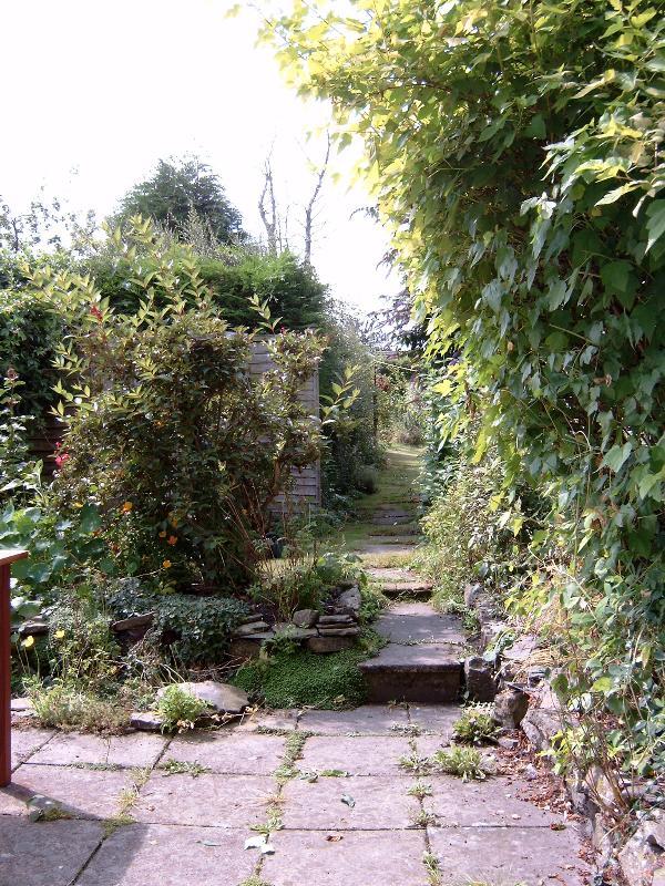 Idyllic south facing gardens