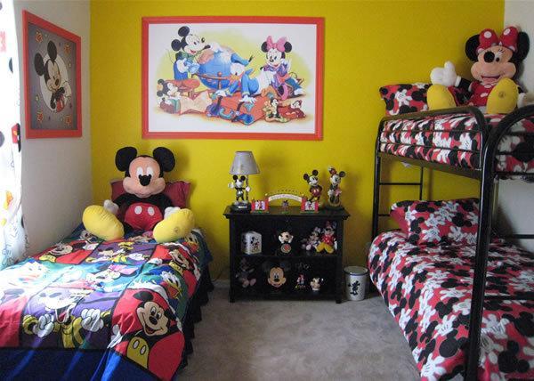 Mickey Children's room
