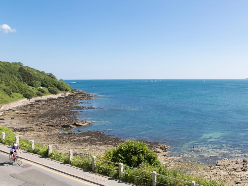 This is why we call it Sea Views!