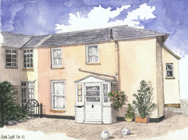 The Square is a homely holiday cottage a few steps from the marina and shops.