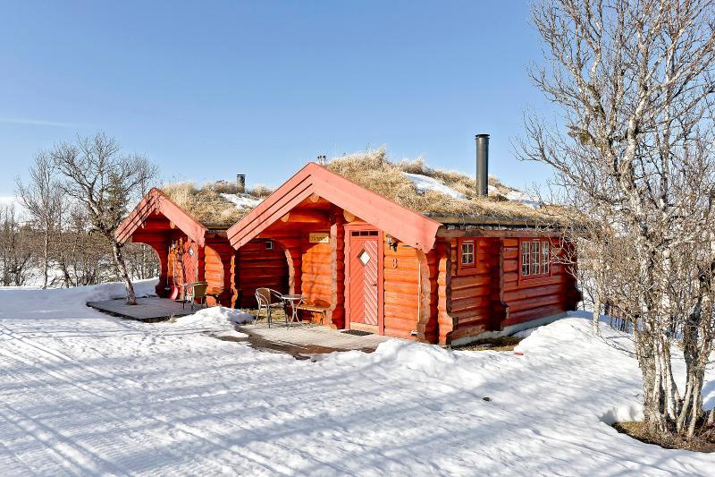 Heimbu, small cosy cabin