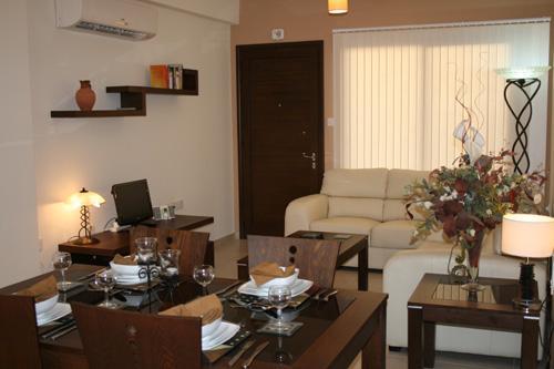 Epicurea's stylish interior