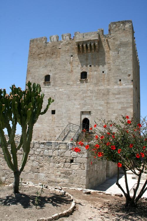 Kolossi Castle of the Knights Hospitaller