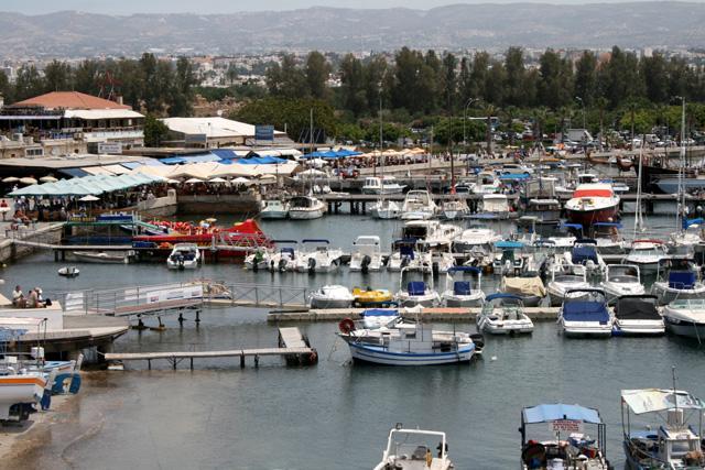 Paphos Marina