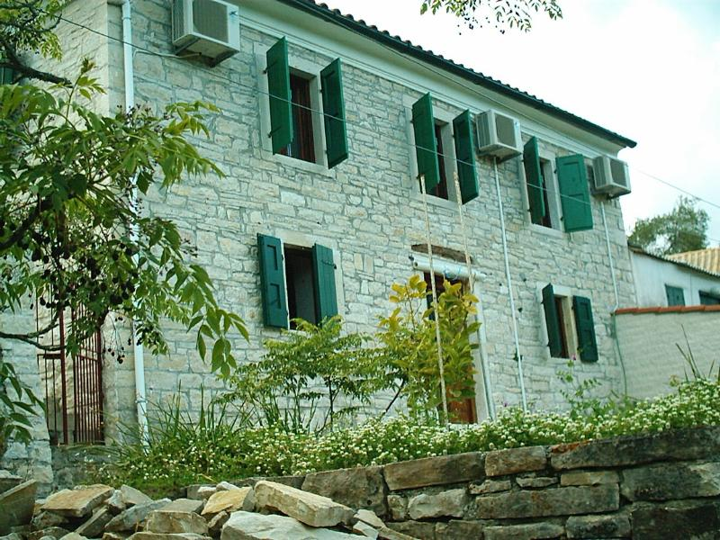 villa ermis, vacation rental in Lakka