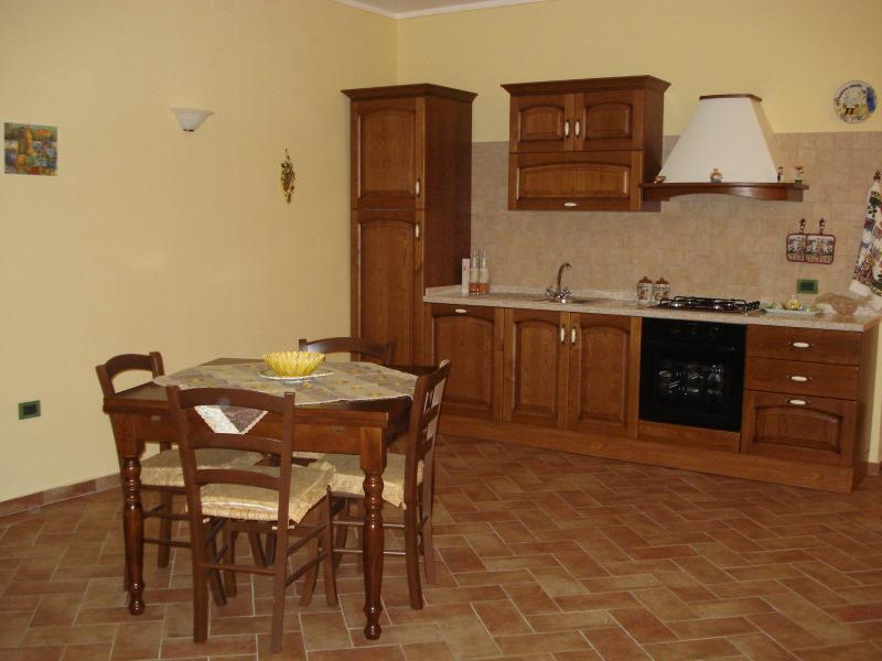 Il glicine, holiday rental in Rivalto