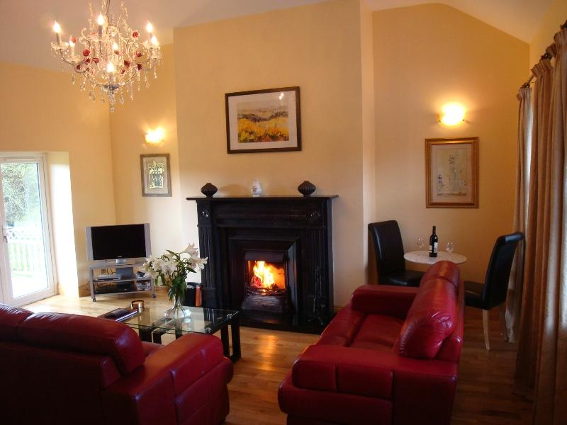 Millhouse Cottage, holiday rental in Gorteen