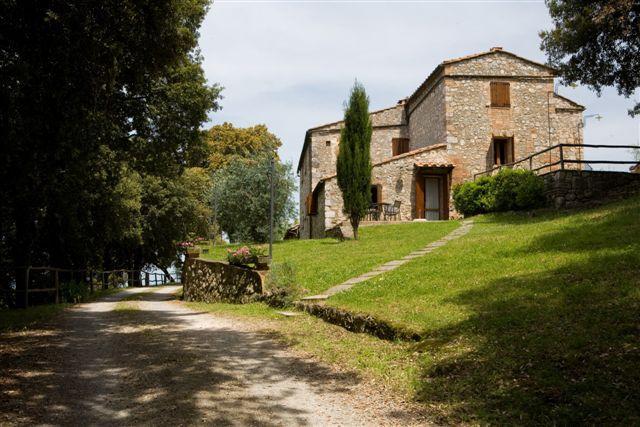 The little villa