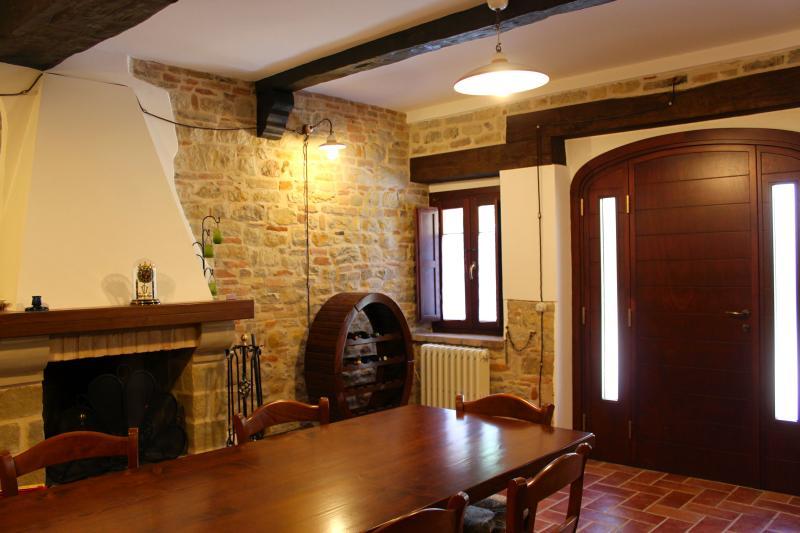 Entrance & Living room