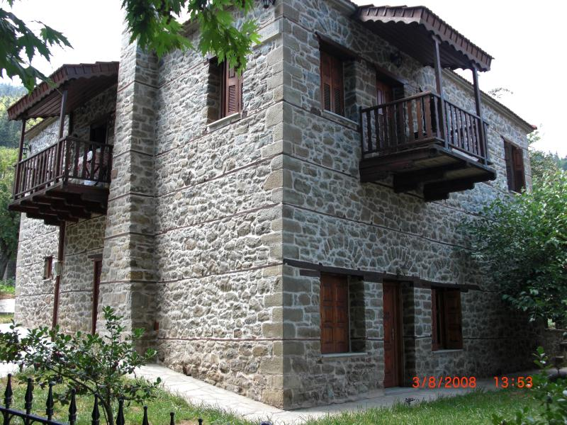 Villa in Krikello, vacation rental in Evrytania Region