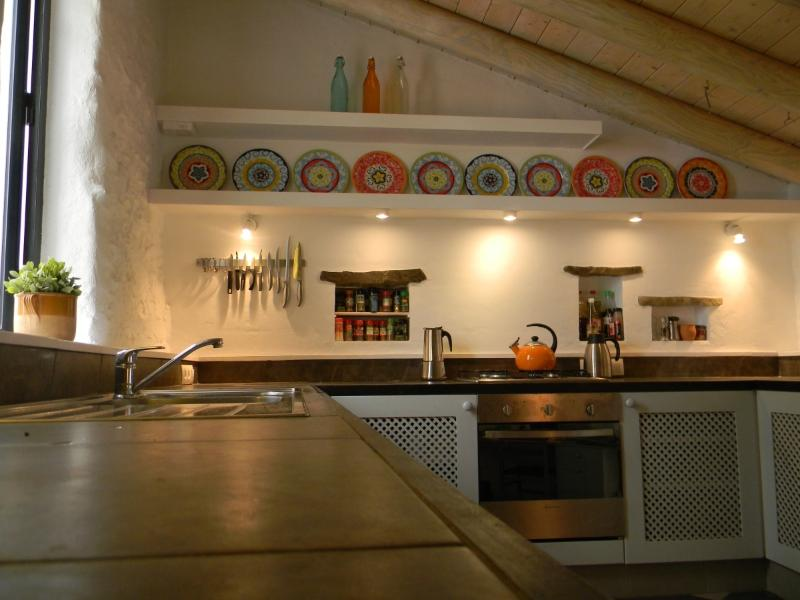 Super kitchen with all mod cons including ice cream maker!