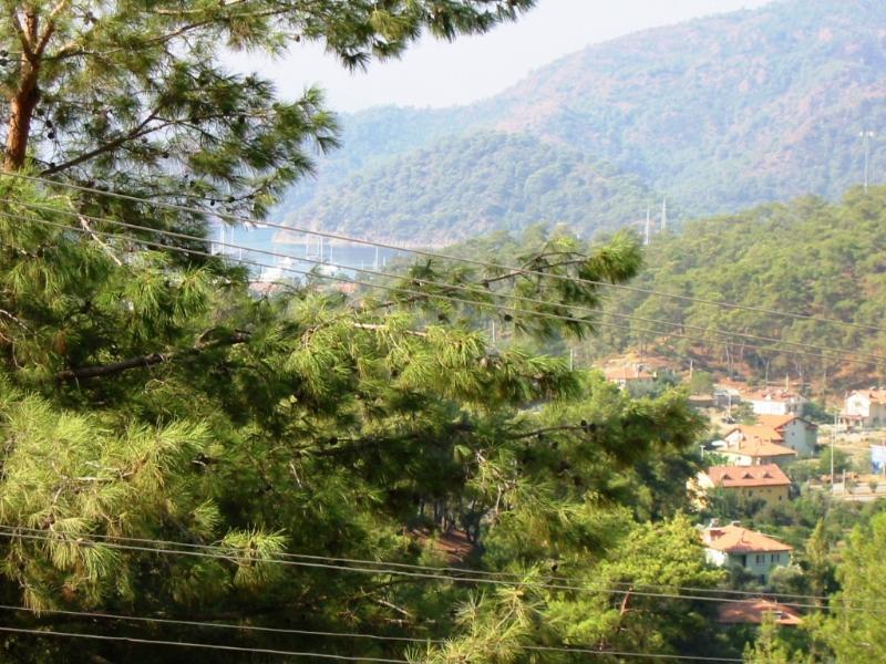 Vista al mar desde Villa