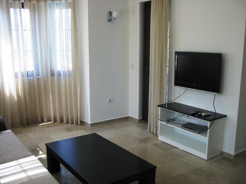 TV/DVD en el salón