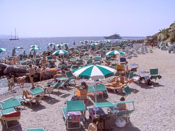 Beachlife in Chiavari