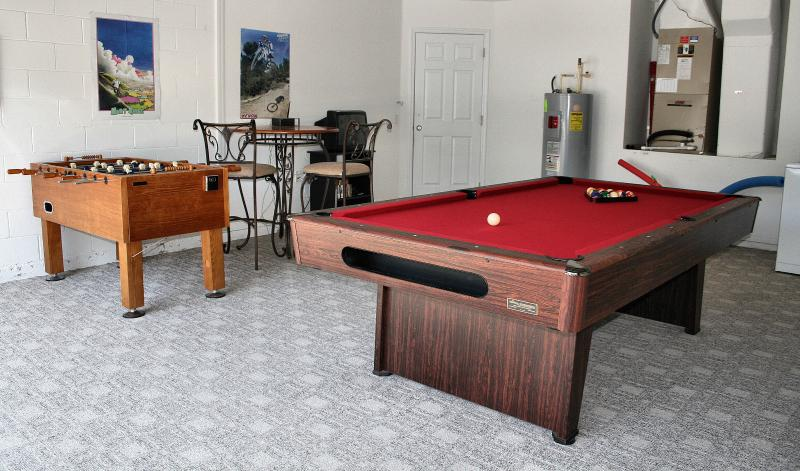 Family Games Room