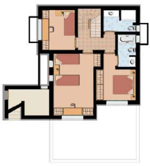 the ground floor plan