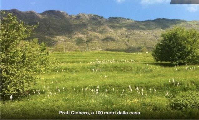Casa relax in Val Cichero, vakantiewoning in Mezzanego