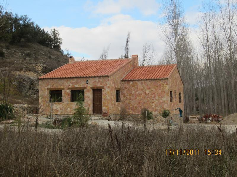 MASIA DE CARDENCLA, vacation rental in Noguera de Albarracin