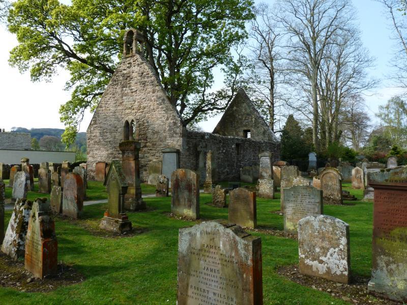 O Auld Kirk - aldeia Alloway