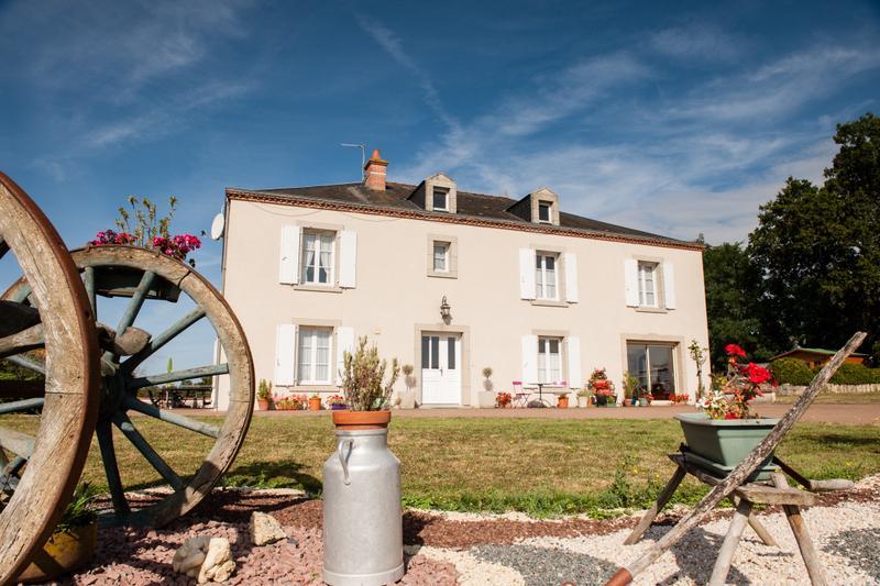 La Belle Echappee, vacation rental in La Chapelle-Gaudin