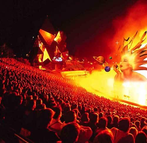 Futuroscope - a different kind of Leisure Park Experience, the only one of its kind in Europe