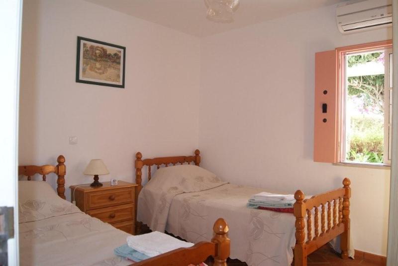 Twin En-suite bedroom.
