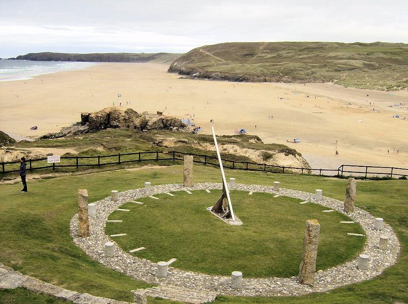 The Sundial, Perranporth