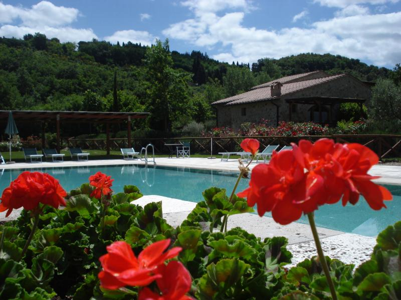 antica fonte resort, Ferienwohnung in Casole d'Elsa