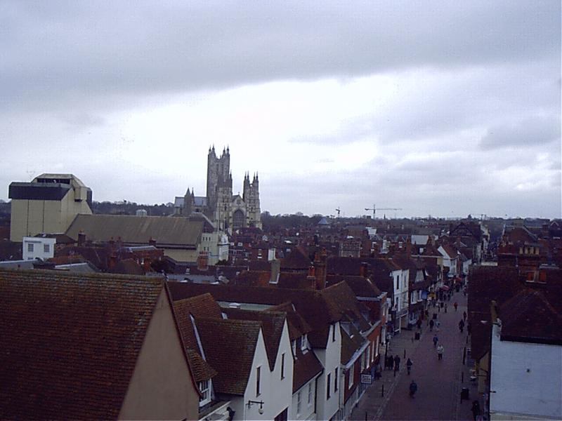 Visit the famous city of Canterbury and its Cathedral, fantastic shopping and history.