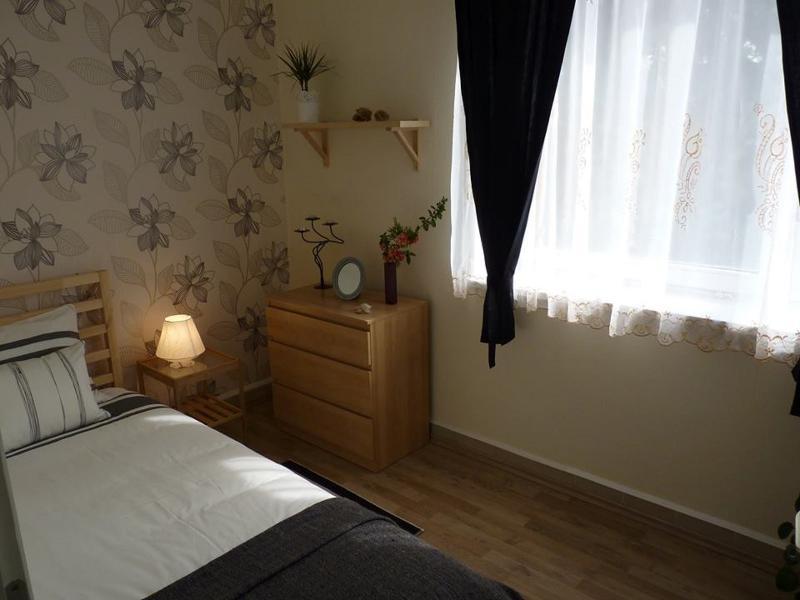Bedroom #2 - single bed