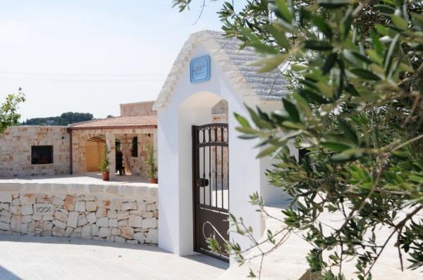 Il Borgo delle querce entrada