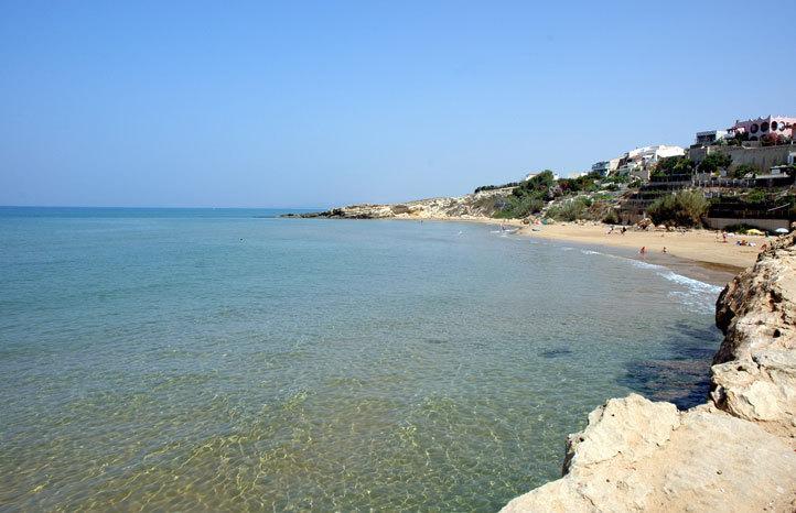Beach Cava d'aliga