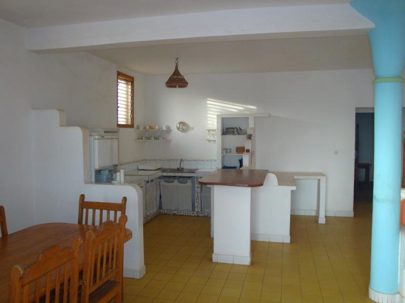 cuisine ,salle-à-manger appartement