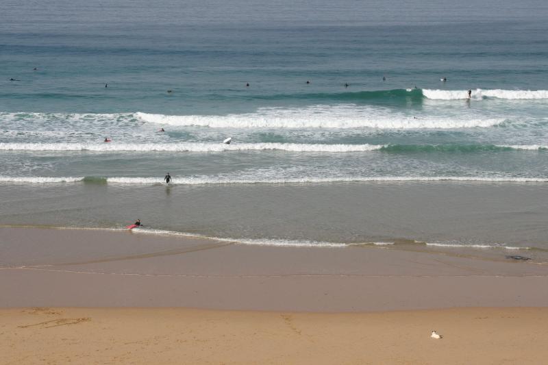 Par Beach 4.5 miles from house.