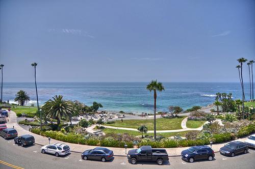 Laguna Beach Downtown