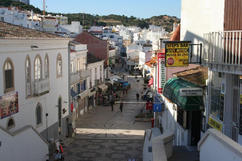 Vieille ville Albufeira