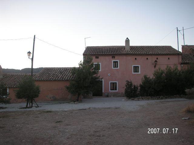 CORTIJO EL TARTAMUDO, casa de campo con cuatro hab, vacation rental in El Sabinar