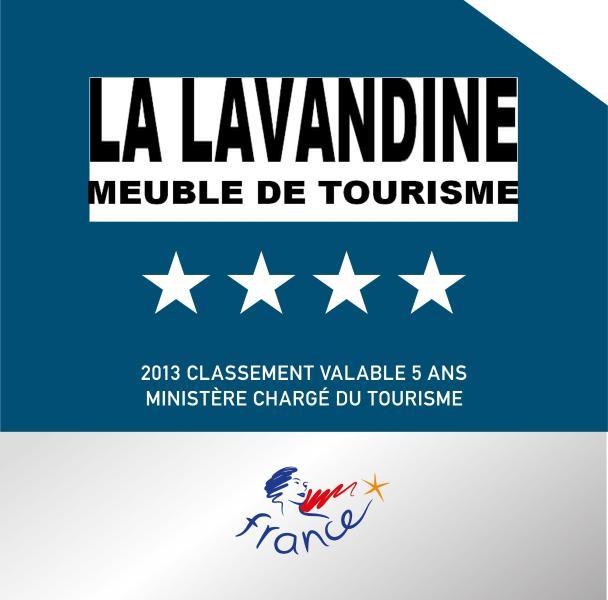 MEUBLE DE TOURISME 4 ETOILES EN PAYS D'UZES, holiday rental in Saint-Marcel-de-Careiret