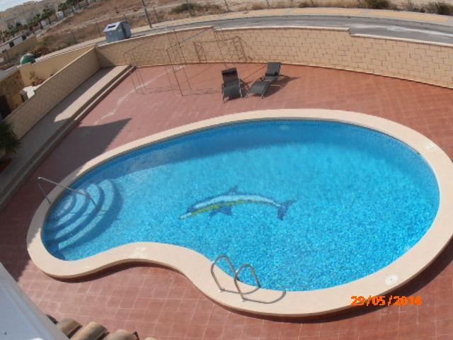 Large Private Pool