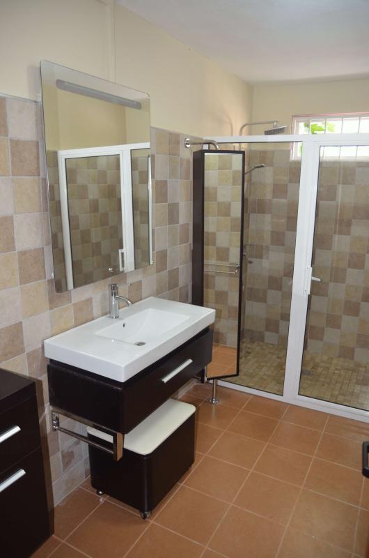 Casa de banho Zen-como piso principal