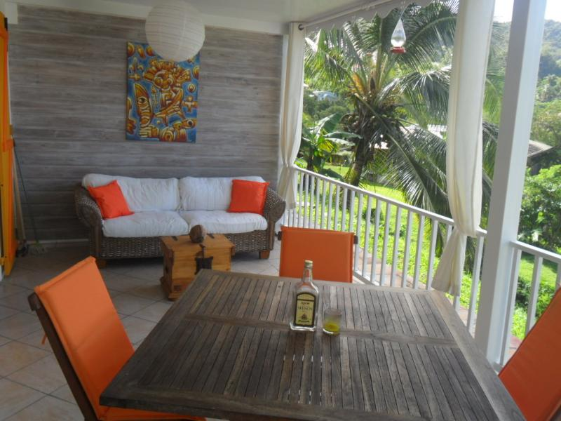 CoCoKreyol - Saint Kitts, casa vacanza a Arrondissement of Le Marin