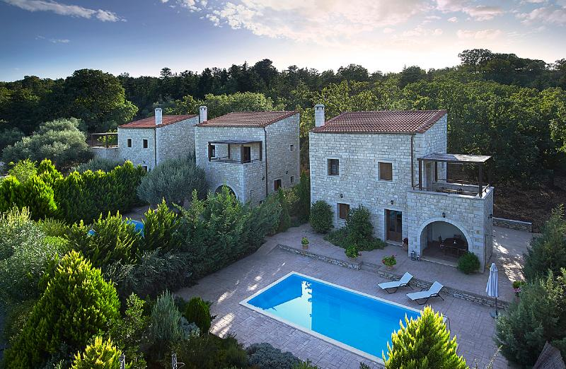 Vederi Estate (villa Alkioni), holiday rental in Gonia