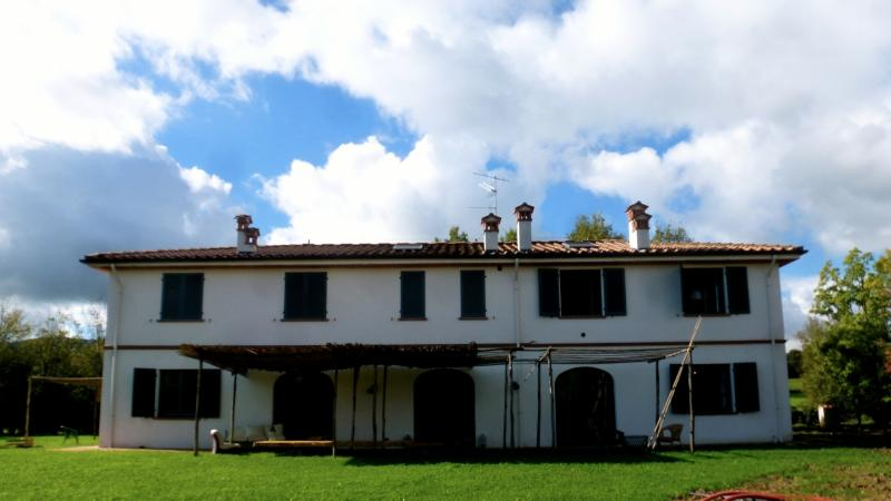 Country Villa in Tuscany, holiday rental in Serravalle Pistoiese