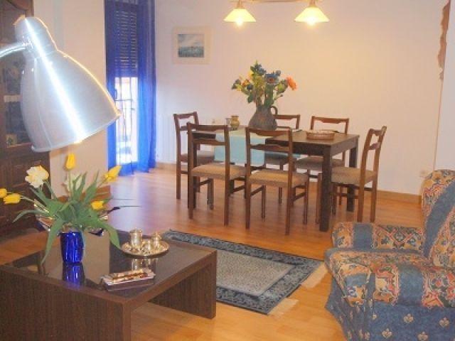 Apartamento en Segovia, holiday rental in Los Angeles de San Rafael