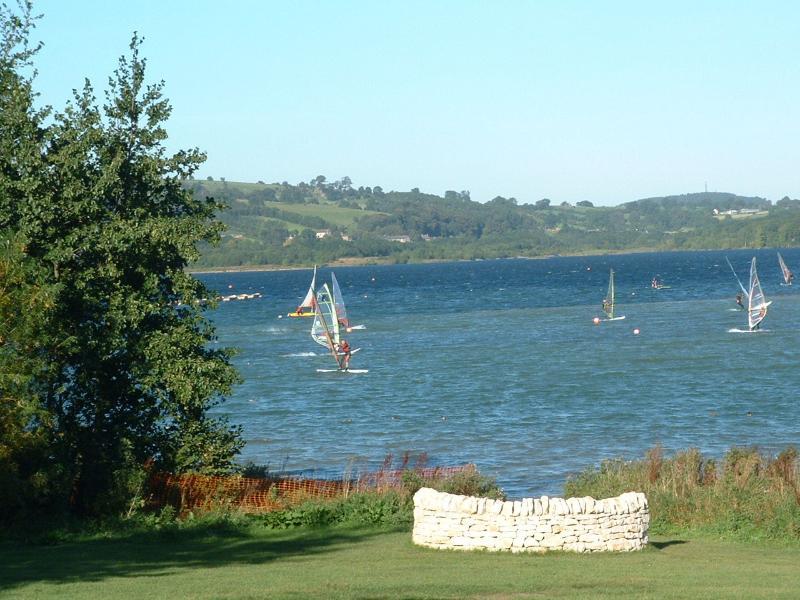 Carsington Water offers sailing,windsurfing, kayak & canoeing, powerboating,fishing,mountain biking