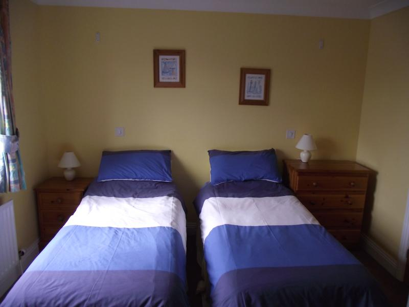 twin room, ensuite