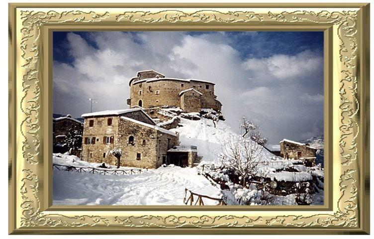 castel di luco, holiday rental in Accumoli