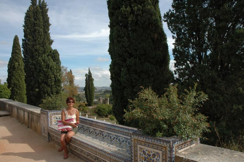 The Gardens at Tomar